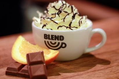 Jaffa Hot Chocolate