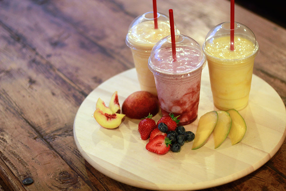 Fruit Blends