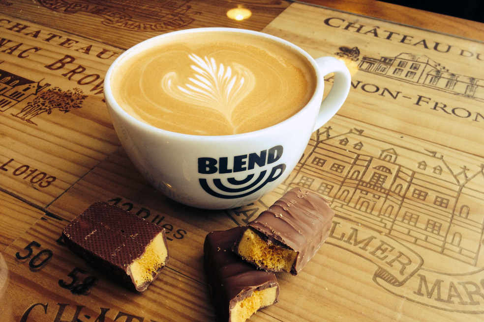Image result for Blend Coffee